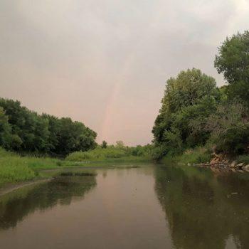 Wolf River Leona, Kansas